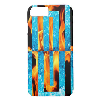 Ice and Fire Barely There iPhone 7 Case