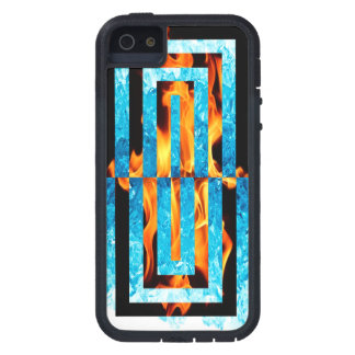 Ice and Fire Tough Xtreme iPhone 5 Case
