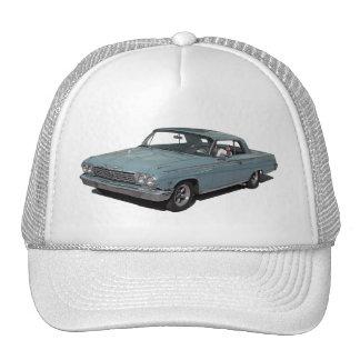 Ice Blue 62 Impala Cap