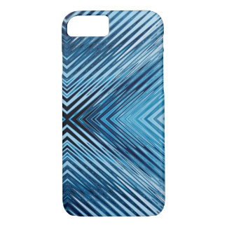 Ice Blue Apple iPhone Case