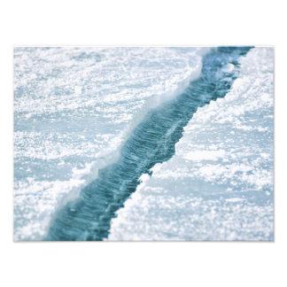 Ice-break Photo Print
