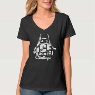 ice bucket challenge T-Shirt
