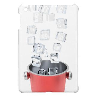 Ice bucket cover for the iPad mini