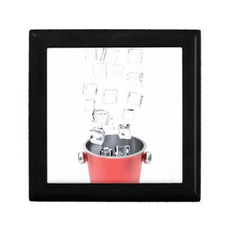 Ice bucket gift box