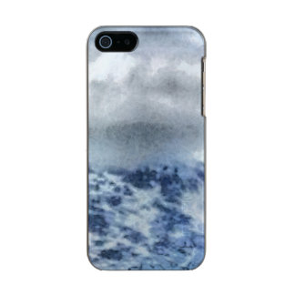 Ice capped mountains incipio feather® shine iPhone 5 case