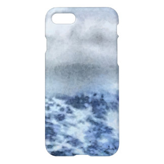 Ice capped mountains iPhone 8/7 case