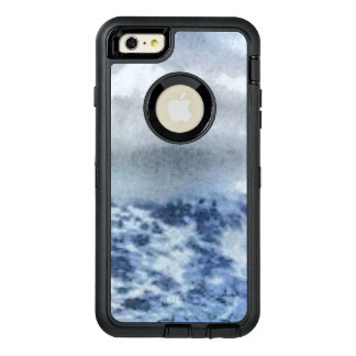 Ice capped mountains OtterBox defender iPhone case