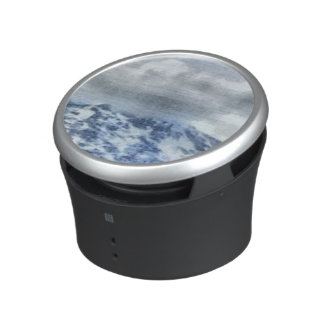 Ice capped mountains speaker