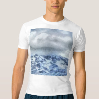 Ice capped mountains T-Shirt