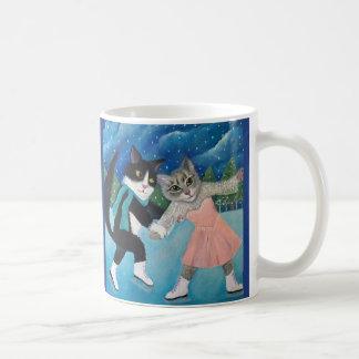 Ice Catpades Coffee Mug