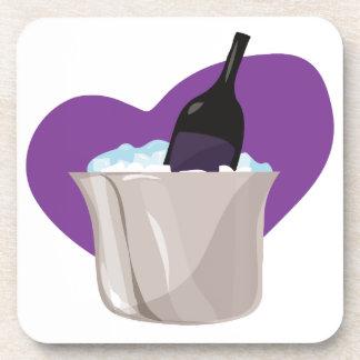 Ice Chest Wine Coaster