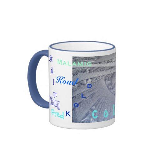 Ice Coffee - Ice Tea Mug
