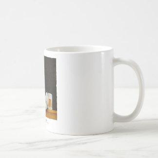 Ice cold bear coffee mug