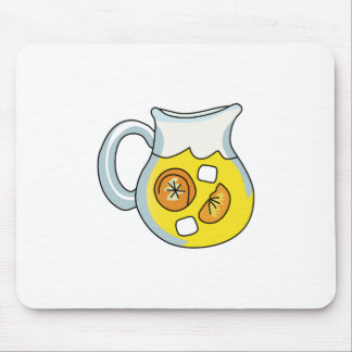 ICE COLD LEMONADE MOUSE PAD