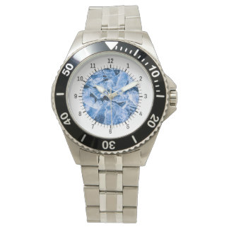 Ice cool wristwatches
