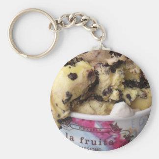 Ice-cream 1 key chains
