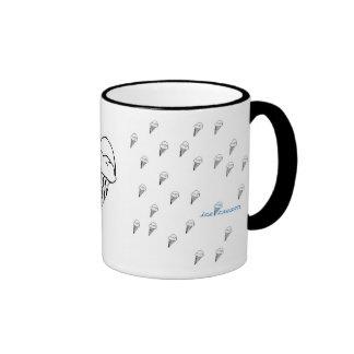 ice cream 9 ringer mug