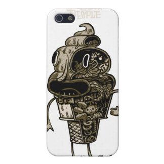 Ice Cream Anatomy Case For iPhone 5/5S