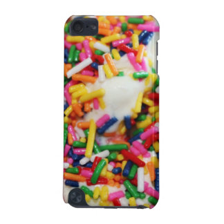 Ice cream and sprinkles cute foodie sweets candy iPod touch (5th generation) case