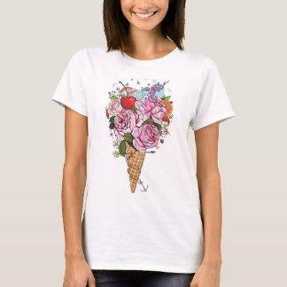 ice cream and unicorn t-shirt