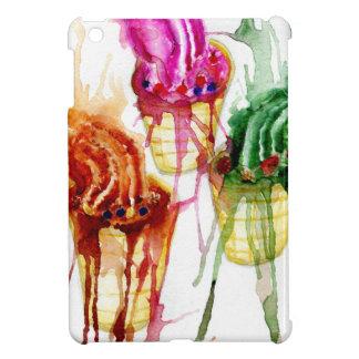 Ice Cream Art 2 Cover For The iPad Mini