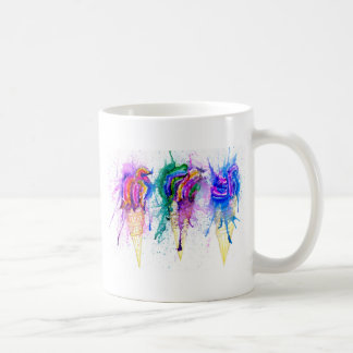 Ice Cream Art 3 Coffee Mug