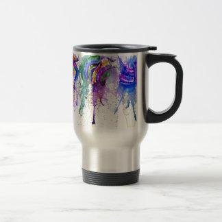 Ice Cream Art 3 Travel Mug