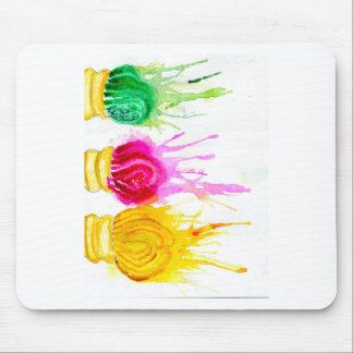 Ice Cream Art Mouse Pad