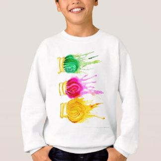 Ice Cream Art Sweatshirt