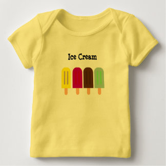 Ice cream bar baby T-Shirt