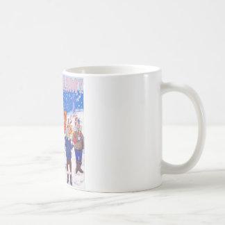 Ice Cream! Basic White Mug