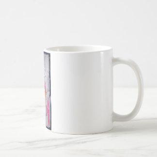 ice cream box basic white mug