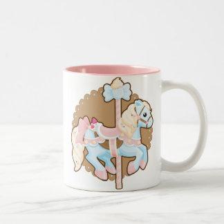 Ice Cream Carousel Coffee Mug
