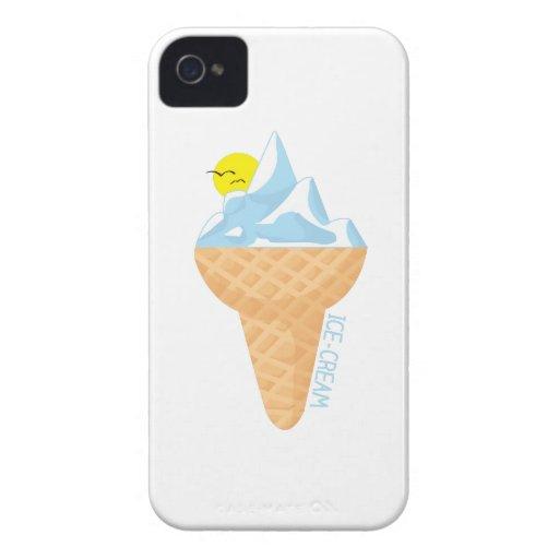 Ice Cream iPhone 4 Case-Mate Case