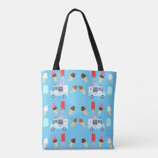 Ice Cream Celebration Tote Bag