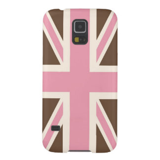 Ice-cream Classic Union Jack British(UK) Fla Galaxy S5 Cover