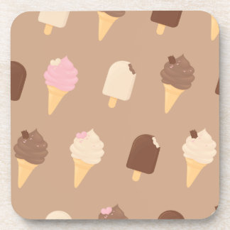 Ice-Cream Coasters