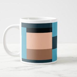 Ice Cream Color Block Mug