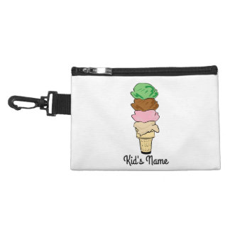 Ice Cream Cone Accessory Bag