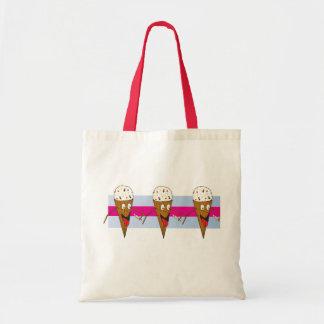 Ice Cream Cone Bag