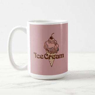 Ice Cream Cone - Cherry On Top Mugs