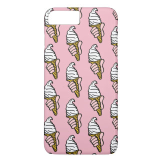 Ice Cream Cone Design iPhone 8 Plus/7 Plus Case