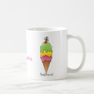 Ice Cream Cone Mugs