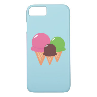 Ice Cream Cones iPhone 7 Case