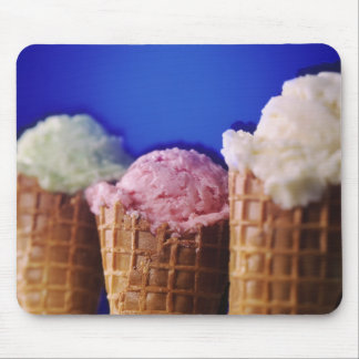 Ice Cream Cones Mousepad