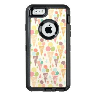 Ice cream cones pattern OtterBox iPhone 6/6s case