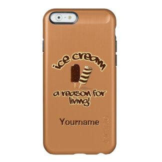 Ice Cream custom cases Incipio Feather® Shine iPhone 6 Case