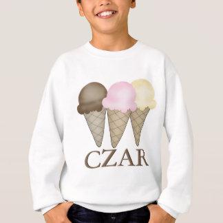 Ice Cream Czar Sweatshirt
