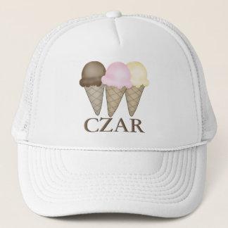 Ice Cream Czar Trucker Hat