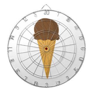 Ice Cream Dart Board